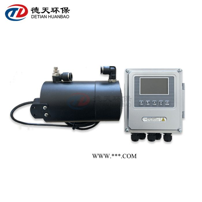 在线壁挂流通式浊度仪 适用于市政污水和工业废水处理过程中水质浑浊程度的在线检测
