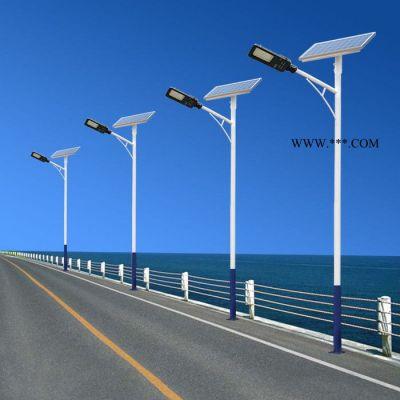 大功率LED户外照明全年高亮工程专用款太阳能路灯