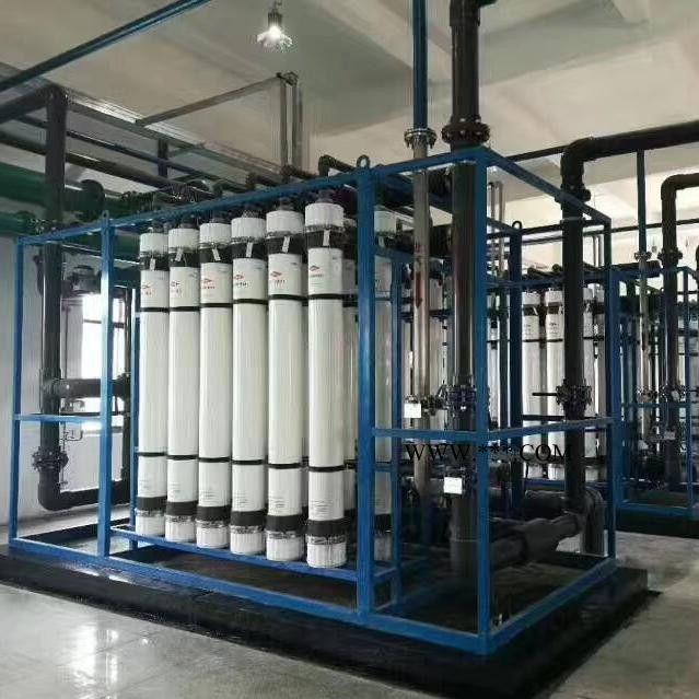 科霖2吨双级反渗透水处理设备 半导体电子EDI电除盐超纯水设备