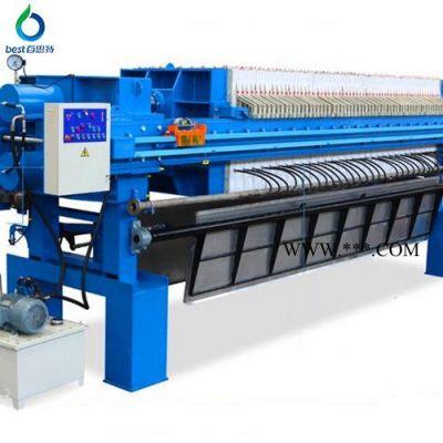 板框式压滤机   生活污泥处理设备  污泥干化处理设备  污泥固化处理设备  沙场污泥处理设备