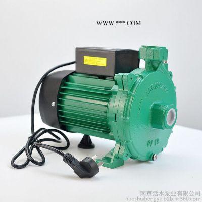 新沪水泵PUN-600离心泵空气能太阳能循环泵低噪音 600W