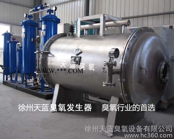 天蓝臭氧供应化工污水处理设备,消毒杀菌 去除异味 臭氧消毒设备厂家