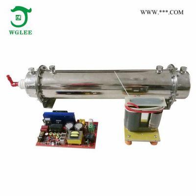 万格立FW-100G 蜂窝式臭氧发器中型臭氧机配件水杀菌消毒设备外置式臭氧发生器