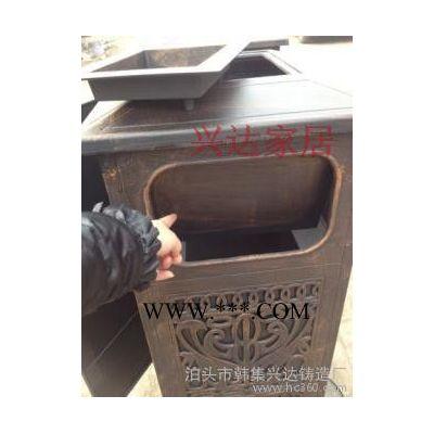 供应垃圾桶方形环卫垃圾筒