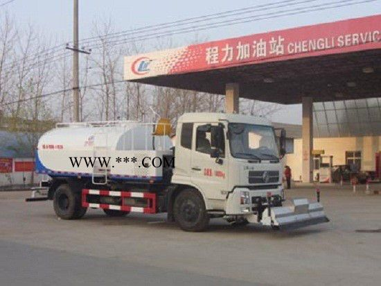 漳州程力威高压清洗车  管道疏通车低价供应 环卫下水道清洗车