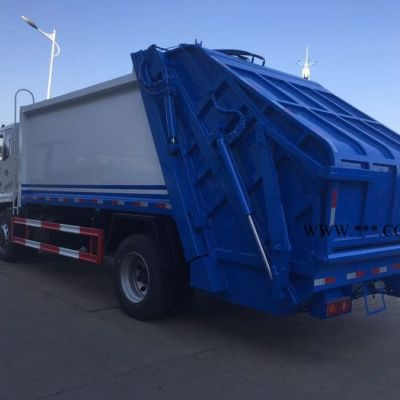 东风DFA1070SJ35D6 环卫垃圾运输车厂家