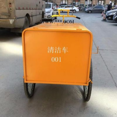 山东绿倍LB-502 人力手推垃圾车,环卫清洁助手
