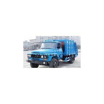 垃圾车|8立方东风140尖头压缩式垃圾车|XZL5092ZYS3环卫垃圾车