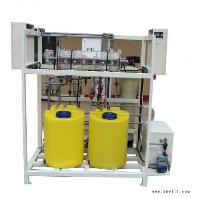 水处理消毒设备 石新XDCL-1000 次氯酸钠发生器