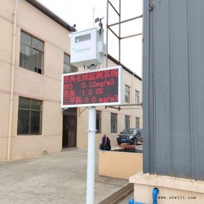 东莞市垃圾中转站恶臭在线监测系统解决方案