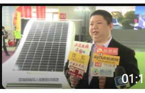 01:15 零碳扫地僧无人驾驶环卫车---亮相上海国际清洁技术设备博览会