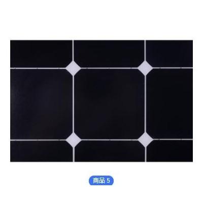 120W光面柔性版层压太阳能电池板/组件发电板户外电源