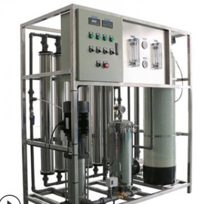 随州咸宁RO反渗透纯水系统1.5吨全自动去离子纯净水纯水设备