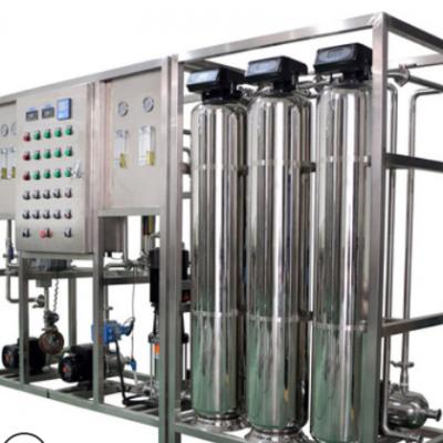 工业ro反渗透超纯水机 大中小企业6吨全自动一体式净水处理设备