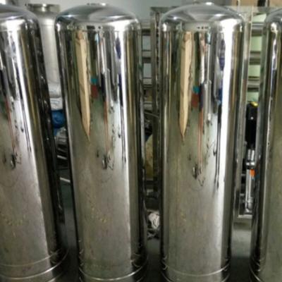 深圳井水过滤器 中央净化水处理器 河水过滤器 304不锈钢软化罐